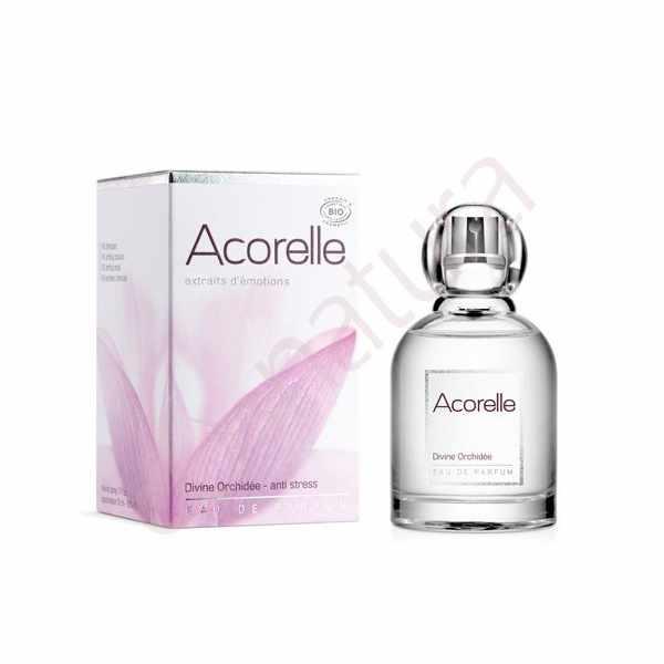 Agua de Perfume Divine Orchidée Acorelle 50 ml