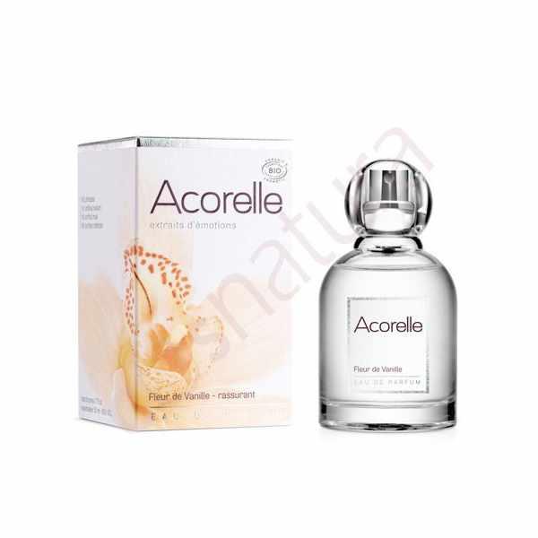 Agua de Perfume Fleur de Vainilla Acorelle 50 ml