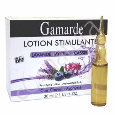 Loción Capilar Estimulante Gamarde 30 ml
