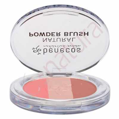 Colorete Compacto Trio Fall In Love Benecos