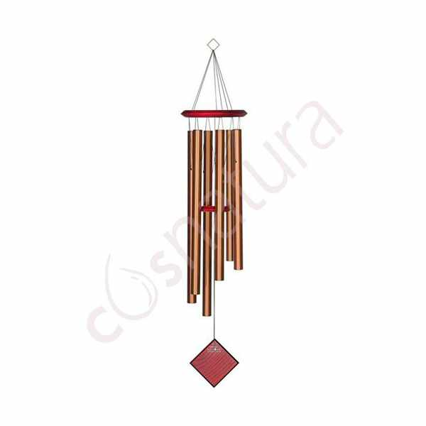 Campana musical Tierra Bronce 96 cm