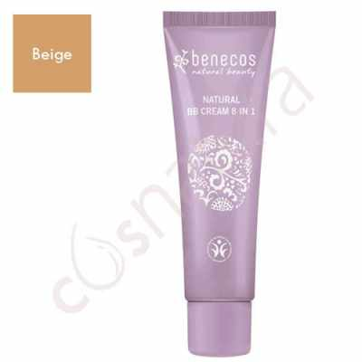 BB Cream 8 en 1 Beige Benecos