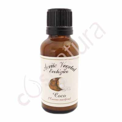 Aceite Vegetal de Coco Labiatae 30 ml