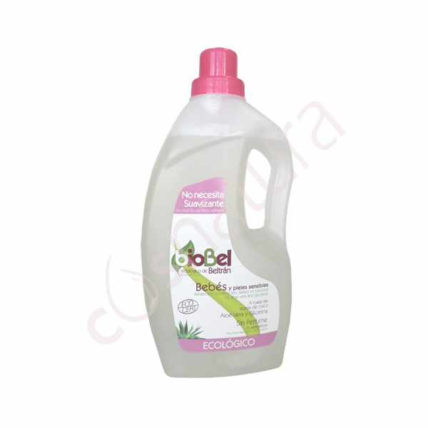 Jabón Bebés y Pieles Sensibles Biobel Beltran 1,5 l