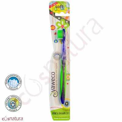 Cepillo Dental Ecológico Kids Magic Yaweco AV