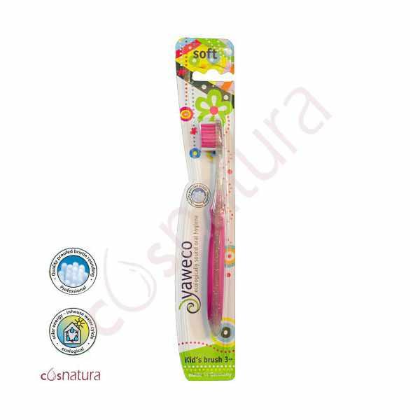 Cepillo Dental Ecológico Kids Magic Yaweco RT