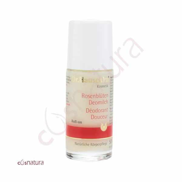 Desodorante Pétalos de Rosa Dr. Hauschka 50 ml