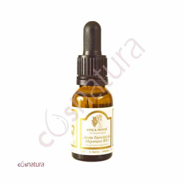 Aceite esencial de Mejorana Vinca Minor 17 ml
