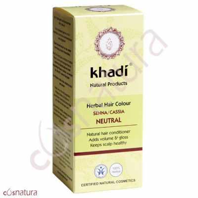 Henna Cassia Pura Khadí 100 g