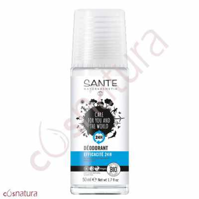 Desodorante Roll-on 24 Horas Sante 50 ml