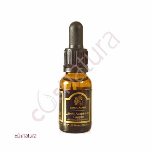 Aceite esencial de Cajeput Vinca Minor 17 ml