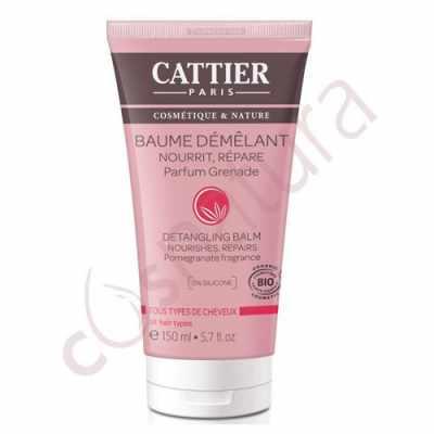 Bálsamo Capilar Desenredante Cattier 150 ml