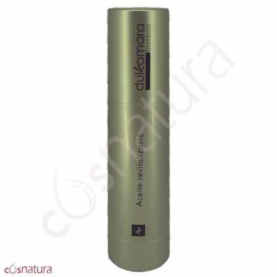 Aceite Revitalizante Dulkamara Bamboo 60 ml