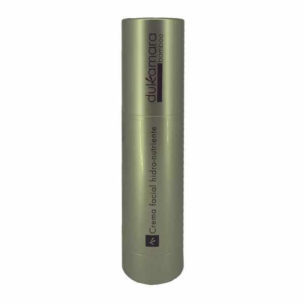 Crema Facial Hidro-Nutriente Dulkamara Bamboo 60 ml