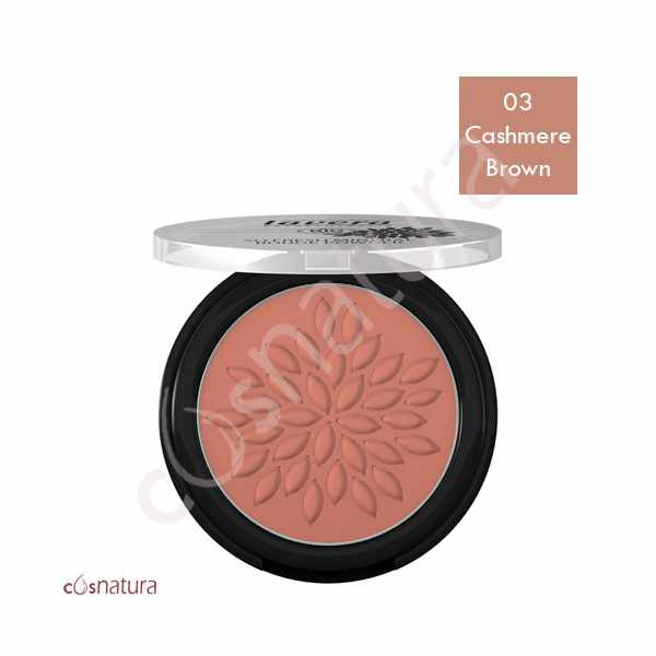 Colorete Polvo Mineral So Fresh 03 Cashmere Brown Lavera