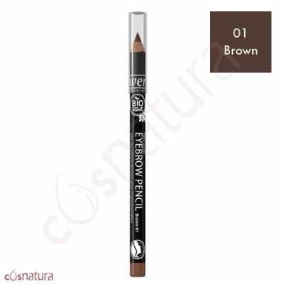 Lápiz de Cejas 01 Brown Lavera
