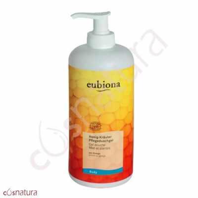 Gel de Ducha Miel&Plantas Eubiona 500 ml