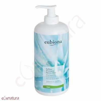 Champú Reestructurante Henna y Aloe Eubiona 500 ml