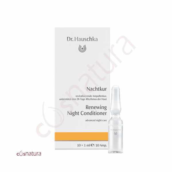 Cura Cutánea Dr. Hauschka (10 ampollas)