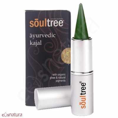 Kajal Ayurvédico Verde Soul Tree