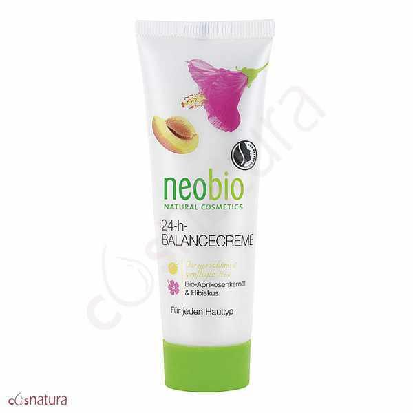Crema Equilibrante 24h Neobio 50 ml