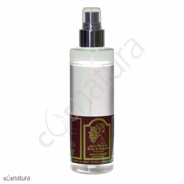 Agua Floral de Rosa Bulgara Vinca Minor 150 ml