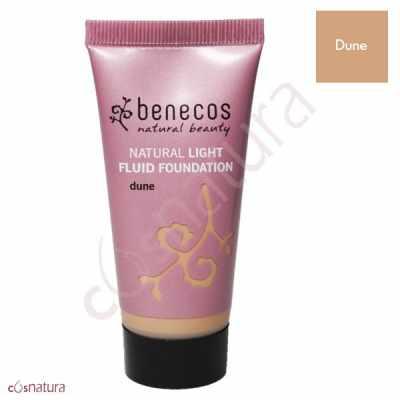 Maquillaje Natural Fluido Dune Benecos