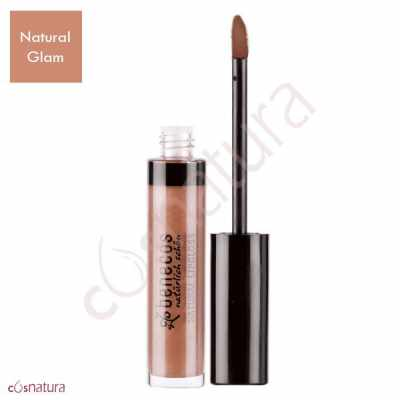 Brillo de Labios Natural Glam Benecos
