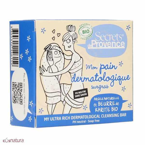 Jabón Dermatológico pH Neutro Secrets de Provence