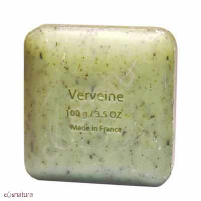 Jabón Exfoliante Verbena Savon Du Midi