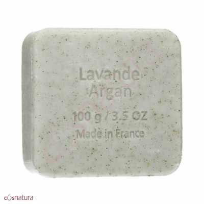Jabón de Argán y Lavanda Savon Du Midi