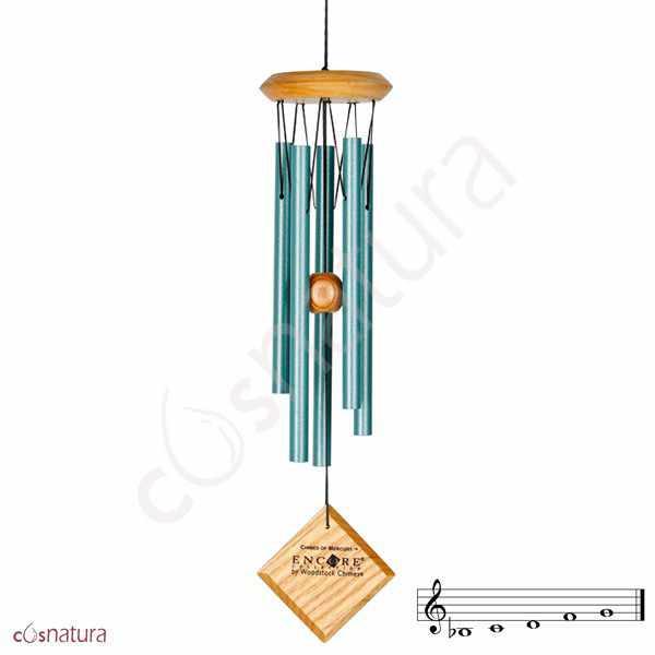 Campana musical Mercurio Verdegris 35 cm