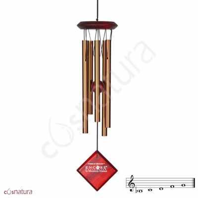 Campana musical Mercurio Bronce 35 cm