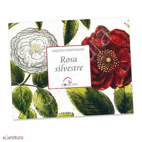 Saquitos Perfumados Rosas Silvestres BioAroma