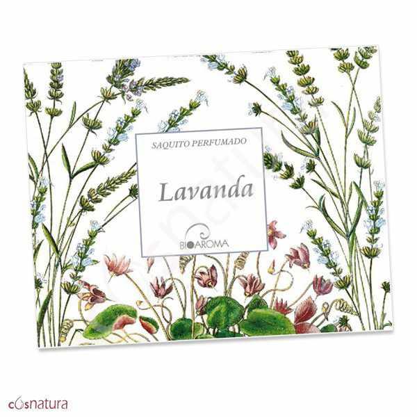 Saquitos Perfumados Lavanda BioAroma