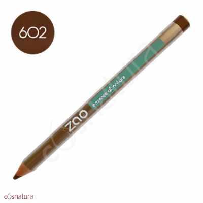 Lápiz Multifunción 602 Brun Foncé Zao