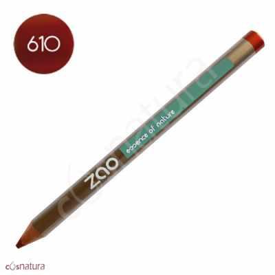 Lapiz Multifuncion 610 Rouge Cuivre Zao