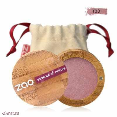 Sombra de Ojos Nacarada 103 Vieux Rose Zao