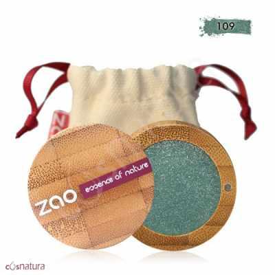 Sombra de Ojos Nacarada 109 Turquoise Zao