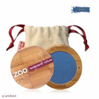 Sombra de Ojos Nacarada 120 Bleu Roy Zao