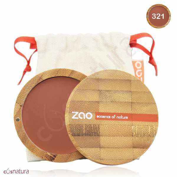 Colorete 321 Brun Orange Zao