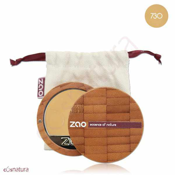Maquillaje Compacto 730 Ivoire Zao