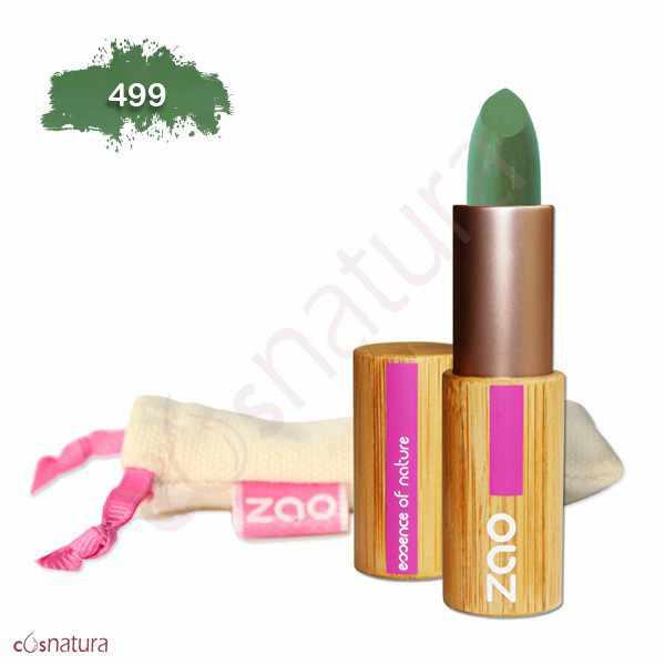 Corrector 499 Verde Antirojeces Zao