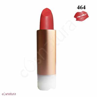 Recarga Barra de Labios Mate 464 Rouge Orange Zao