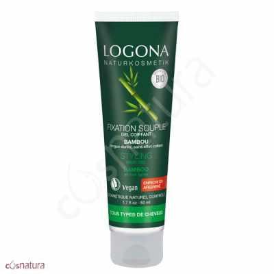 Gomina Capilar Bambu Logona 50 ml