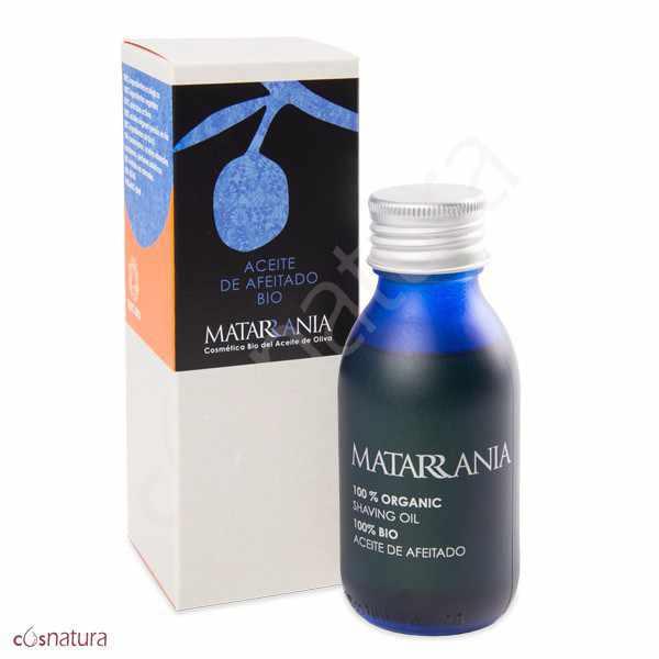 Aceite de Afeitado BIO Matarrania 100 ml