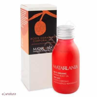 Aceite Anticelulitico y Reafirmante Bio Matarrania 100 ml