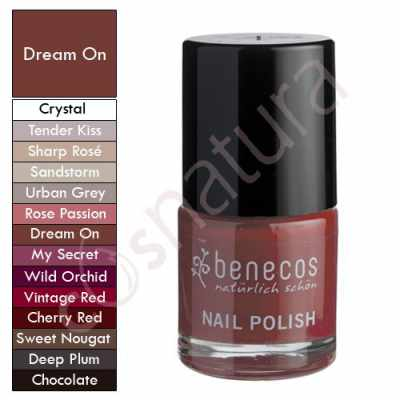 Esmalte de Uñas Dream On Benecos