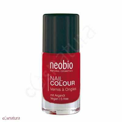 Esmalte Unas 05 Wild Strawberry Neobio