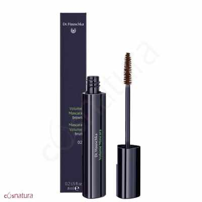 Mascara Pestanas Volumen 02 Brown Dr Hauschka